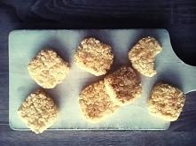 Szybkie , zdrowe , słodkie kostki , ciasteczka .  Co można zrobić z kaszy jag...