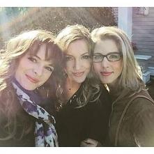 Arrow  i Flash girls