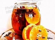 Likier z mandarynek :) kliknij w zdj.