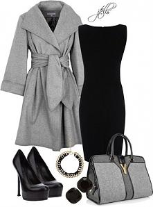w stylu Audrey Hepburn, zawsze modna klasyk a;-)