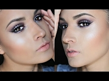 Holiday Makeup Tutorial 2015 | Cool Tones | AdriLunaMakeup