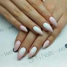 Przepiękne ombre. Nails by ...