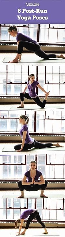 8 pozycji Jogi ❤️ Chwila relaksu, rozciągające ćwiczenia na rozpoczęcie dnia ...