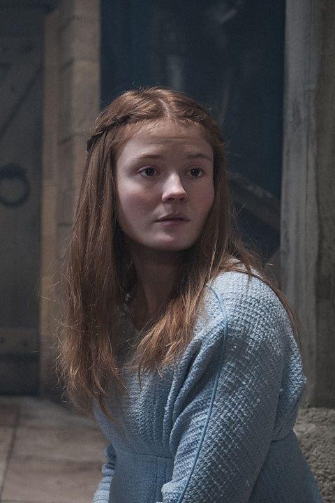 "Mildrith ""The last kingdom"" genialny serial, Anglia IX wiek, gra o ton"
