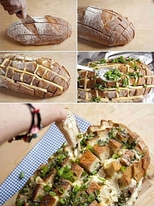 Niecodzienny chleb.