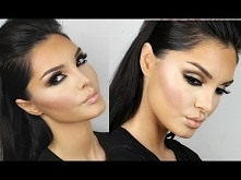 Kim Kardashian Makeup Tutorial New Brown Smokey Eyes