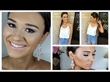 Get Ready With Me | Makeup ...