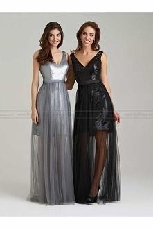 Crazy Discount Buy Now!Allur Bridesmaid Dress Style 1470