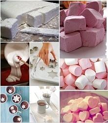 Domowe pianki marshmallows ...