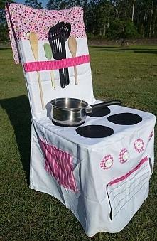 kuchenka dla dzieci :)