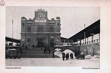 Nieodżałowany Dworzec Kaliski