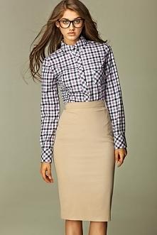 Biznesowy dress code nie musi być nudny!  Koszula Christy >> Nife w sklepie Olive.pl