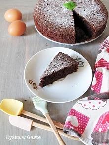 Ciasto kakaowe z oliwą z ol...