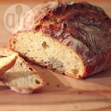 Najprostszy chleb na drożdż...