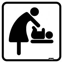 Pokój matki z dzieckiem, a ...