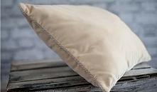 Beżowa poduszka | Do kupien...