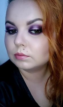 Propozycja makijażu sylwest...