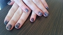 manicure hybrydowy ;)
