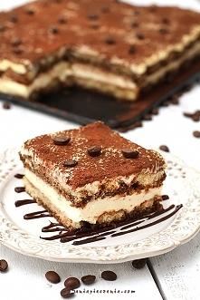 Najlepsze prawdziwie włoskie TIRAMISU. Obłędny prosty deser bez pieczenia. Pr...