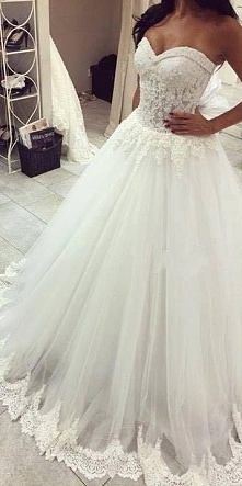 Wedding Dresses Sweetheart ...