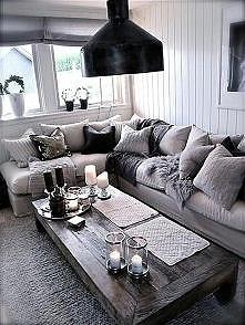 Dużo poduszek to ja rozumiem. :)