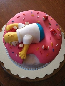 Cake design :)