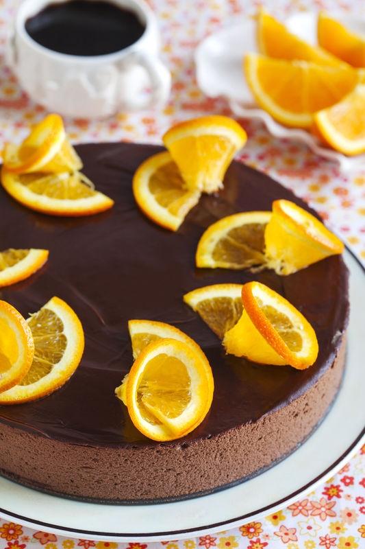 ciasto czekoladowe bez pieczenia na święta