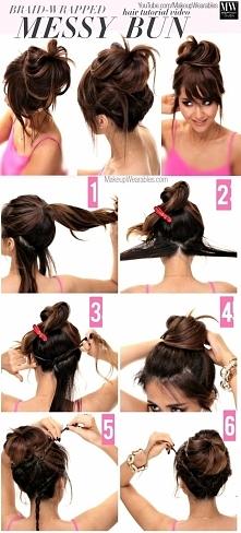 15 fryzur krok po kroku, które MUSISZ wypróbować! >>
