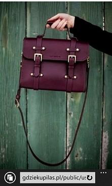 Bardzo spodobała mi się ta torebka, wecie gdzie kupić taką lub bardzo podobną? :)