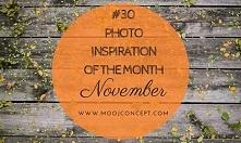 Miesięczna dawka inspiracji już na blogu moojconcept .com