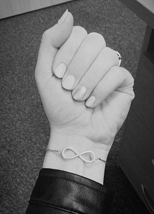 #forever #with #me #to #infinity #and #beyond #jewellery #nails