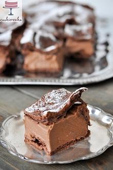 Karpatka czekoladowa  Przep...