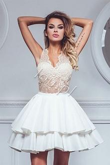 Prześliczna sukienka! :)  t...