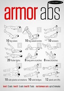 Trening na brzuch twardy jak zbroja ;3