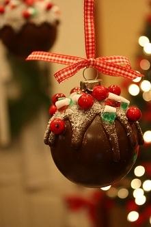 bombki oblane czekoladą