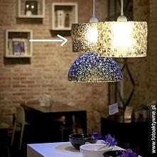 Piękne lampy z papieru
