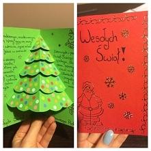 Kolejna kartka świąteczna- tym razem charytatywna ;)