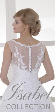 Suknia ślubna z kolekcji ma...