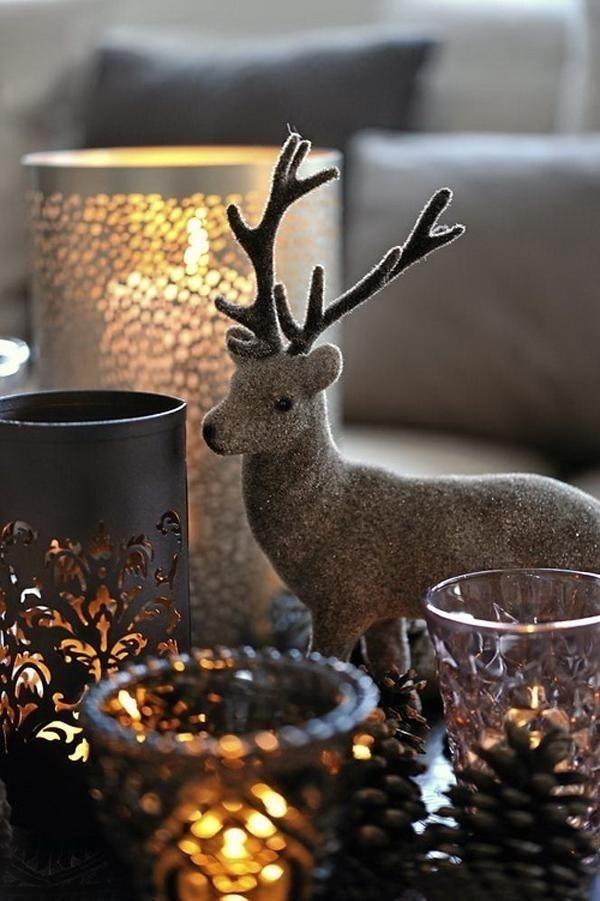 Świetna Świąteczna dekoracja ! <3