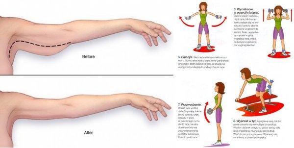 Trening panny młodej – ćwiczenia na smukłe ręce, plecy, talię i biust