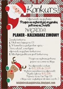Konkurs Świąteczny! Więcej info po kliknięciu w zdjęcie