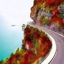 Jezioro Thun. Szwajcaria