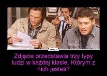 ja raczej Dean :D