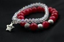 czerwona - piękny i eleganc...