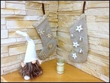 A czy Wy powiesiliście już świąteczne skarpety? Jeśli ich nie macie, zapraszamy na bloga po instrukcje! Kliknij w zdjęcie :)