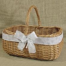 Koszyki wyplecione z wikliny doskonale prezentują się jako uzupełnienie stołu biesiadnego na rożnego rodzaju okazje święta w tym Święta Bożego Narodzenia. Koszyk może posłużyć d...