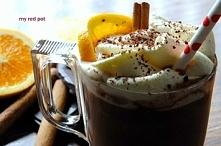 Gorąca czekolada z Cointreau