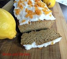 Pyszne ciasto marchewkowo-cytrynowe (bez glutenu, bez nabiału)