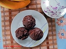 Pyszne muffiny dyniowo-kakaowe. Kliknij zdjęcie po przepis
