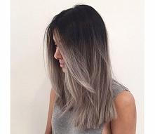 Popielate odcienie włosów, TRENDY 2016